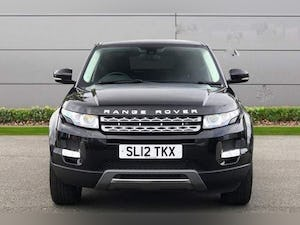 2012 Land Rover Range Rover Evoque 2.2 TD4 Pure AWD 5dr For Sale (picture 4 of 19)
