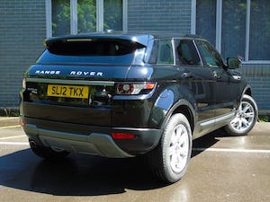 2012 Land Rover Range Rover Evoque 2.2 TD4 Pure AWD 5dr For Sale (picture 5 of 19)