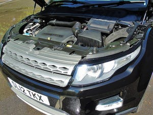 2012 Land Rover Range Rover Evoque 2.2 TD4 Pure AWD 5dr For Sale (picture 16 of 19)