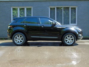 2012 Land Rover Range Rover Evoque 2.2 TD4 Pure AWD 5dr For Sale (picture 17 of 19)