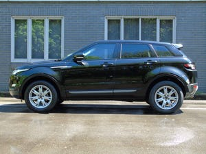 2012 Land Rover Range Rover Evoque 2.2 TD4 Pure AWD 5dr For Sale (picture 18 of 19)