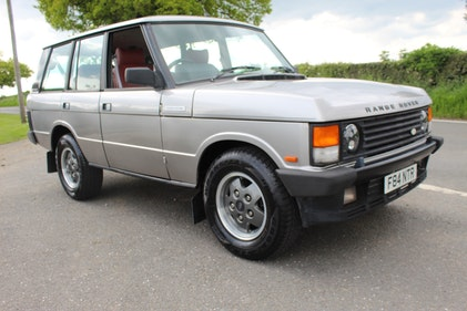 Picture of 1988 Range Rover EFi Vogue SE Modified by For Sale