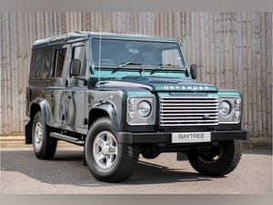 2014 Land Rover Defender 110 D DPF XS Utility SUV For Sale (picture 1 of 12)