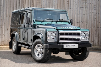 Picture of 2014 Land Rover Defender 110 D DPF XS Utility SUV For Sale