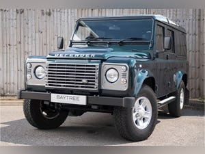 2014 Land Rover Defender 110 D DPF XS Utility SUV For Sale (picture 10 of 12)