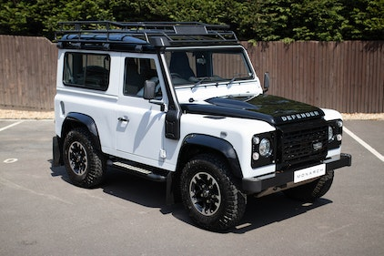 Picture of 2016/65 Land Rover Defender 90 Adventure TD For Sale