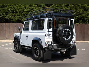 2016/65 Land Rover Defender 90 Adventure TD For Sale (picture 2 of 5)