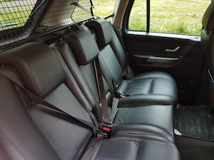 2005 RANGE ROVER SPORT G4 CHALLENGE VEHICLE For Sale (picture 4 of 12)