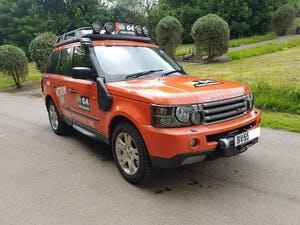 2005 RANGE ROVER SPORT G4 CHALLENGE VEHICLE For Sale (picture 1 of 12)