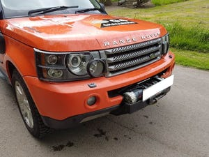 2005 RANGE ROVER SPORT G4 CHALLENGE VEHICLE For Sale (picture 11 of 12)