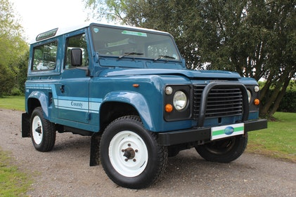 Picture of 1986 Super Low Mileage County 90 V8 For Sale