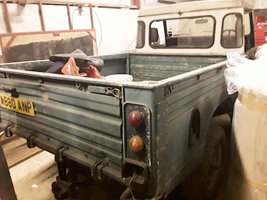 Picture of 1984 110 hi - cap pick up For Sale