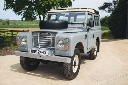 Picture of Land Rover 88 series 3 1981 For Sale