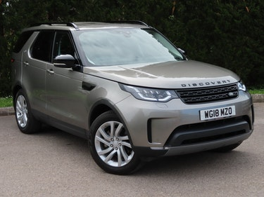 Picture of 2018 Land Rover Discovery TDV6 HSE Commercial inc Seat Conversion For Sale
