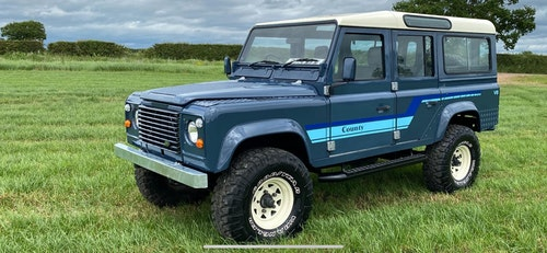 Picture of 1989 Land Rover 110 V8 County Station Wagon - Very Rare For Sale by Auction