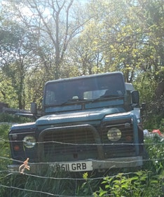 Picture of 1984 CLASSIC LANDROVER 90 with extras For Sale