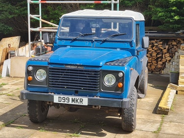 Picture of 1987 Landrover 90 For Sale