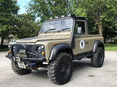 Picture of 1993 LAND ROVER DEFENDER 90 PICK-UP 200tdi USA EXPORTABLE For Sale