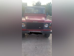 1991 landrover defender 90 tdi For Sale (picture 1 of 12)