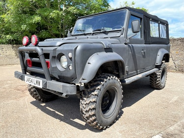 Picture of 1992 Defender 110 2.5D soft top left hand drive For Sale