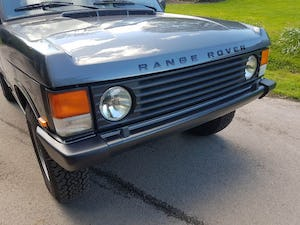 1987 RANGE ROVER CLASSIC 200 TDI – LEFT HAND DRIVE For Sale (picture 4 of 12)