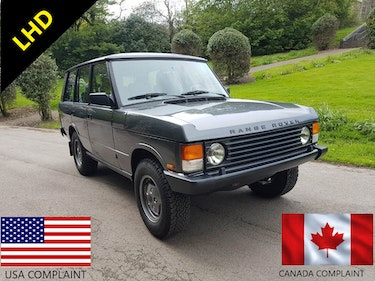 Picture of 1987 RANGE ROVER CLASSIC 200 TDI – LEFT HAND DRIVE For Sale