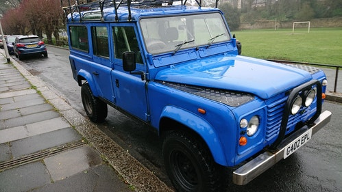 Picture of 1990 Land Rover 110 3.5 Ltr V8 For Sale