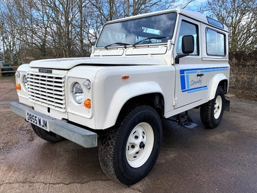 Picture of 1987 LAND ROVER 90 V8 CSW + SUPERBLY RESTORED For Sale