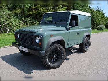 Picture of 2014 Land Rover Defender 90 2.2 TD DPF Hard Top SWB 3dr For Sale