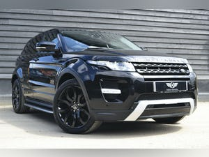 2013 Range Rover Evoque 2.2 SD4 Dynamic Lux Auto AWD **RESERVED** For Sale (picture 1 of 12)