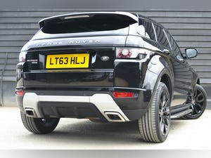2013 Range Rover Evoque 2.2 SD4 Dynamic Lux Auto AWD **RESERVED** For Sale (picture 3 of 12)