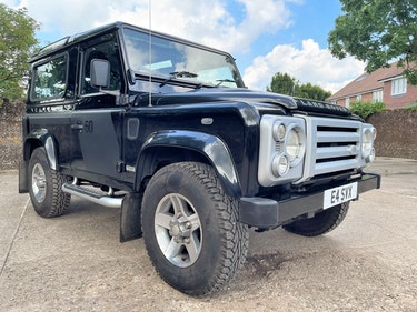 Picture of 2008 defender 90 TDCi SVX station wagon 60th anniversary For Sale