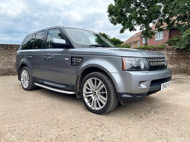 Picture of superb 2012 Range Rover Sport SDV6 HSE just 57500 miles For Sale