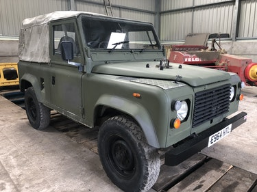 Picture of 2002 Land Rover defender 90 soft top 200 tdi For Sale