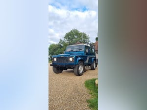 1998 Land Rover Defender For Sale (picture 1 of 12)