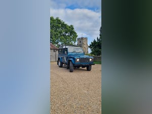 1998 Land Rover Defender For Sale (picture 5 of 12)