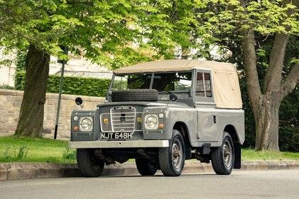 Picture of 1970 Land Rover 88 Series IIA For Sale by Auction