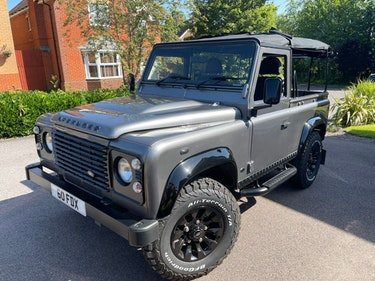 Picture of 2008 Land Rover Defender 90 2.4 TDi Manual For Sale