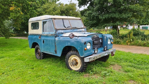 Picture of 1970 Land Rover Series 2a The Arc 3 88 Diesel #397 For Sale