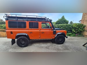 2015 Iconic Last of the line Defender Adventurer For Sale (picture 2 of 12)