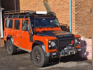 2015 Iconic Last of the line Defender Adventurer For Sale (picture 8 of 12)
