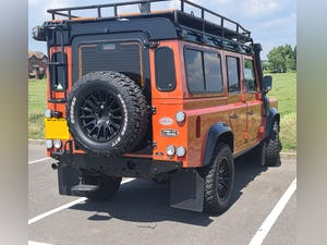 2015 Iconic Last of the line Defender Adventurer For Sale (picture 9 of 12)