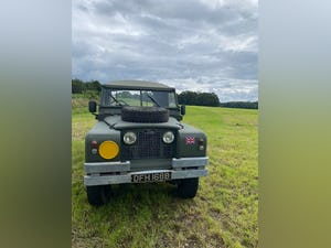 1964 Ex Military Land Rover Series 2a 109 For Sale (picture 3 of 12)