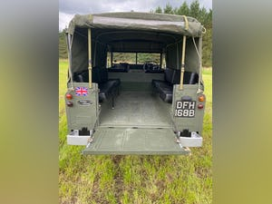 1964 Ex Military Land Rover Series 2a 109 For Sale (picture 6 of 12)