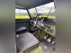 1964 Ex Military Land Rover Series 2a 109 For Sale (picture 7 of 12)