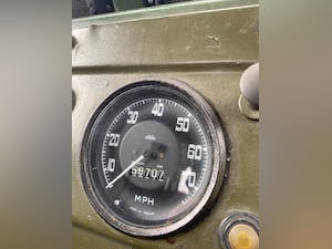1964 Ex Military Land Rover Series 2a 109 For Sale (picture 8 of 12)