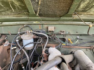 1964 Ex Military Land Rover Series 2a 109 For Sale (picture 12 of 12)