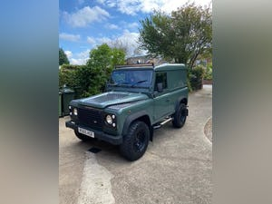1997 Land Rover Defender 90 300 tdi Hardtop For Sale (picture 1 of 5)