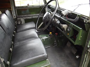 1954 Land Rover Series One 86 inch. Excellent example For Sale (picture 5 of 26)