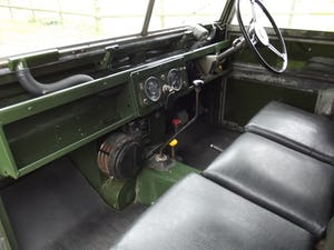 1954 Land Rover Series One 86 inch. Excellent example For Sale (picture 7 of 26)